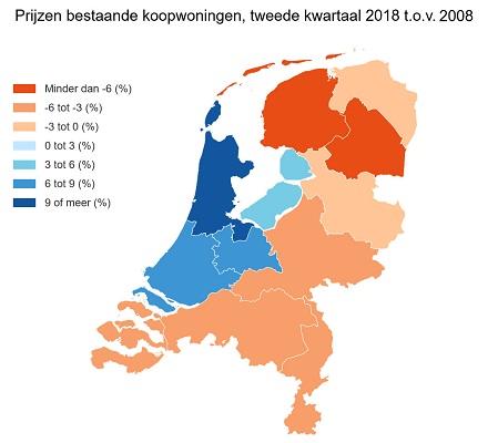 housing market 2019 by region