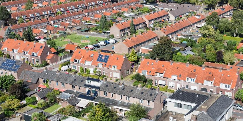 Rabobank stelt verwachting huizenprijs 2019 naar beneden bij